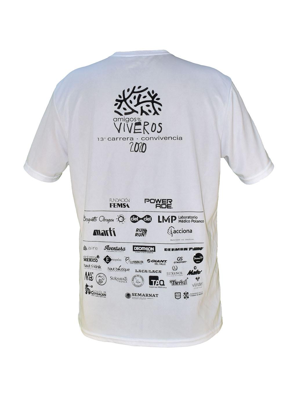 Camiseta conmemorativa mujer