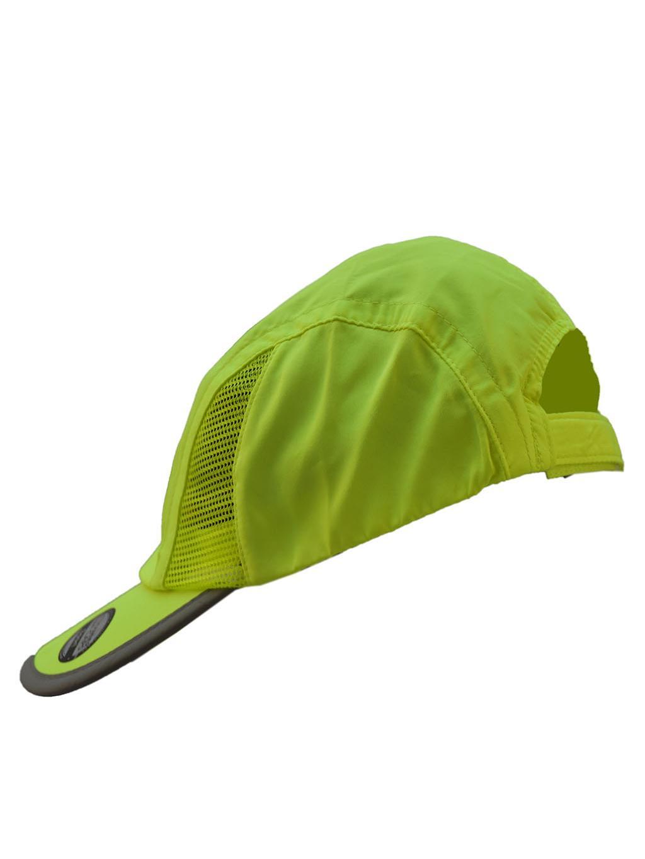Gorra deportiva amarilla